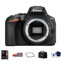Nikon D5600 tělo černý - Foto kit