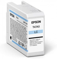 Epson Singlepack T47A5 UltraChrome světle azurová