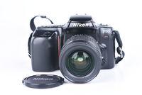 Nikon F50 + 28-80 mm bazar