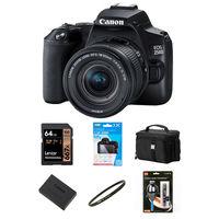 Canon EOS 250D + 18-55 mm IS STM černý - Foto kit