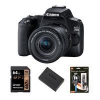 Canon EOS 250D + 18-55 mm IS STM černý - Základní kit