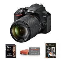 Nikon D3500 + 18-140 mm VR - Základní kit