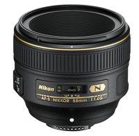 Nikon 58 mm f/1,4 AF-S NIKKOR G