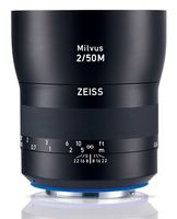 Zeiss Milvus 50 mm f/2 M ZE pro Canon