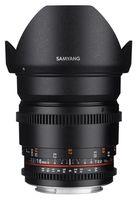 Samyang CINE 16 mm T/2,2 VDSLR II pro Canon