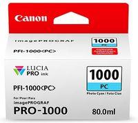 Canon Cartridge PFI-1000 PC Photo tyrkysová