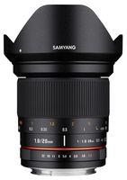 Samyang 20 mm f/1,8 pro ED AS UMC Fujifilm X