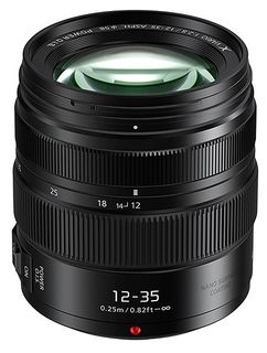 Panasonic Lumix G X Vario HD 12-35 mm f/2,8 II ASPH. Power O.I.S.