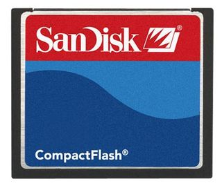 SanDisk 4 GB CF