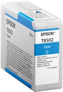 Epson Singlepack T850200 Photo Cyan UltraChrome HD - azurová