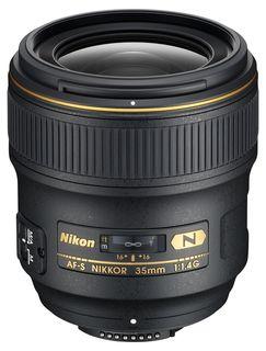 Nikon 35 mm f/1,4 AF-S G