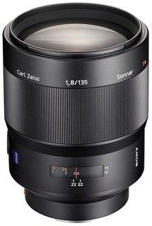 Sony 135 mm f/1,8 ZA Sonnar T