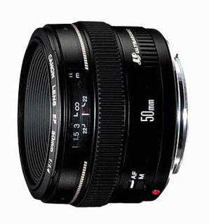 Canon EF 50 mm f/1,4 USM