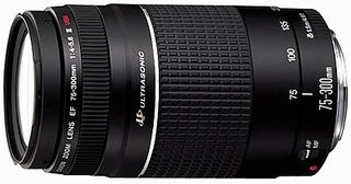 Canon EF 75-300 mm f/4-5,6 III USM