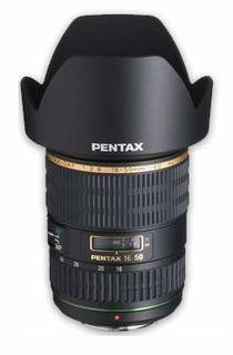 Pentax DA 16-50 mm f/2,8 ED AL[IF]SDM