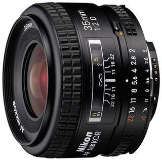 Nikon 35 mm f/2,0 AF NIKKOR D A