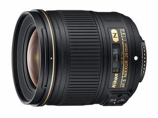 Nikon 28 mm f/1,8 AF-S G