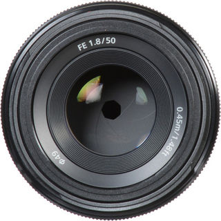 Sony FE 50 mm f/1,8