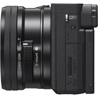 Sony Alpha A6400 + 16-50 mm + Sony video kit