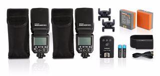 Hähnel Modus 600RT MK II Pro Kit pro Sony