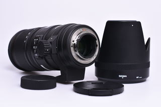 Sigma 70-200mm f/2,8 APO EX DG OS HSM pro Nikon bazar