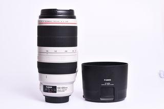 Canon EF 100-400mm f/4,5-5,6L IS II USM bazar