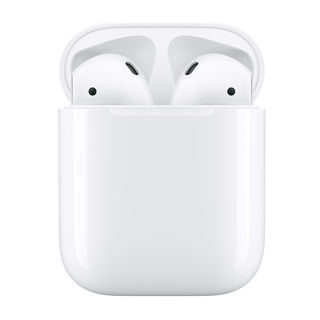 Apple sluchátka AirPods 2019 s nabíjecím pouzdrem