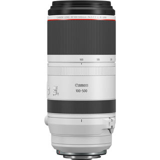 Canon RF 100-500mm f/4,5-7,1 L IS USM
