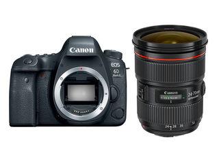 Canon EOS 6D Mark II + Canon EF 24-70 mm f/2,8 L USM II