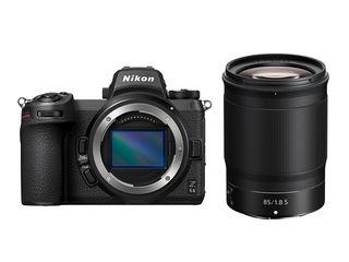 Nikon Z6 II + Z 85 mm