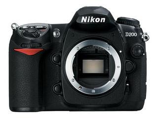 Nikon D200 tělo