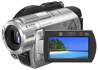 Sony DCR-DVD506E