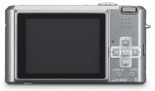 Panasonic DMC-FX100 stříbrný