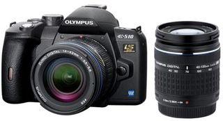 Olympus E-510 Double Zoom Kit
