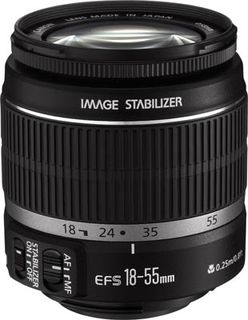 Canon EF-S 18-55 mm F 3,5-5,6 IS