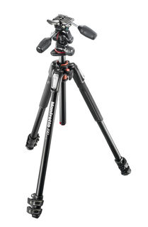 Manfrotto MK 190XPRO3 + X-PRO 3W