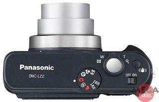 Panasonic DMC-LZ2 černý