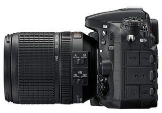 Nikon D7200 tělo