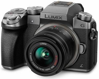 Panasonic Lumix DMC-G7 tělo černý - Zánovní!