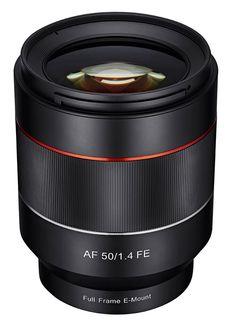 Samyang AF 50 mm f/1,4 FE pro Sony E