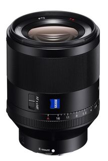 Sony FE 50 mm f/1,4 ZA Planar