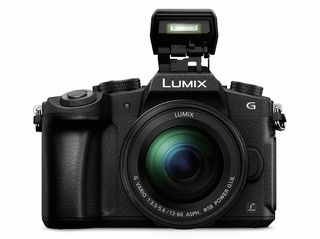 Panasonic Lumix DMC-G80 + 12-60 mm