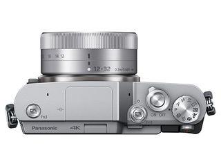 Panasonic Lumix DC-GX800 + 12-32 mm