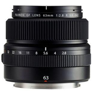 Fujifilm GF 63 mm f/2,8 R WR