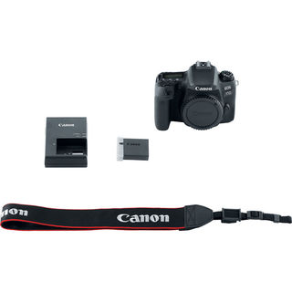 Canon EOS 77D + 10-18 mm IS STM
