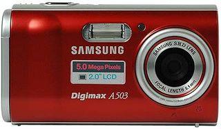 Samsung SG-A503 červený