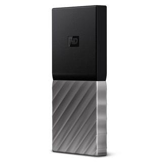 """Western Digital My Passport SSD 512GB 2.5"""" USB-C (USB 3.1) stříbrný"""