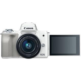Canon EOS M50 + 15-45 mm - Foto kit