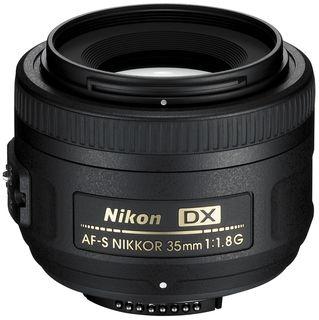 Nikon 35 mm f/1,8 AF-S NIKKOR G DX