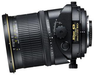 Nikon 24 mm f/3,5D ED PC-E Micro